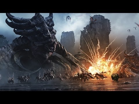StarCraft II: Heart of the Swarm Opening Cinematic