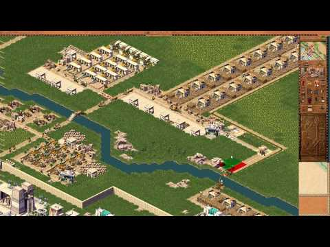 Pharaoh Walkthrough: Mission 36 - Ptolemy's Alexandria (Alexandria 2) [3/3]