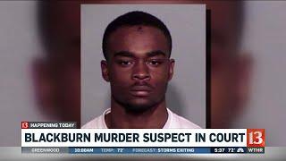 Amanda Blackburn murder suspect due in court