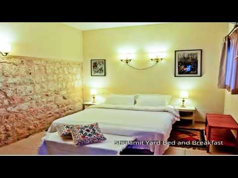 Shulamit Yard Bed And Breakfast