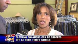 Rock Church - Rock Thrift & Toys for Joy 2015  Part 1