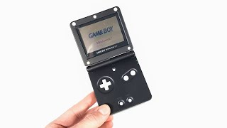 Restoring the GameBoy Advance SP!