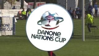Bulgaria vs Belgium - Ranking 25/32 - Full Match - Danone Nations Cup 2016