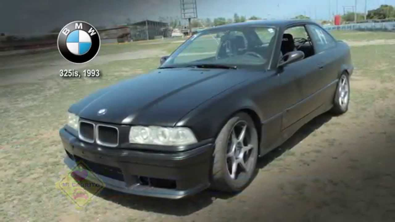 1993 road racing and time attack bmw 325is