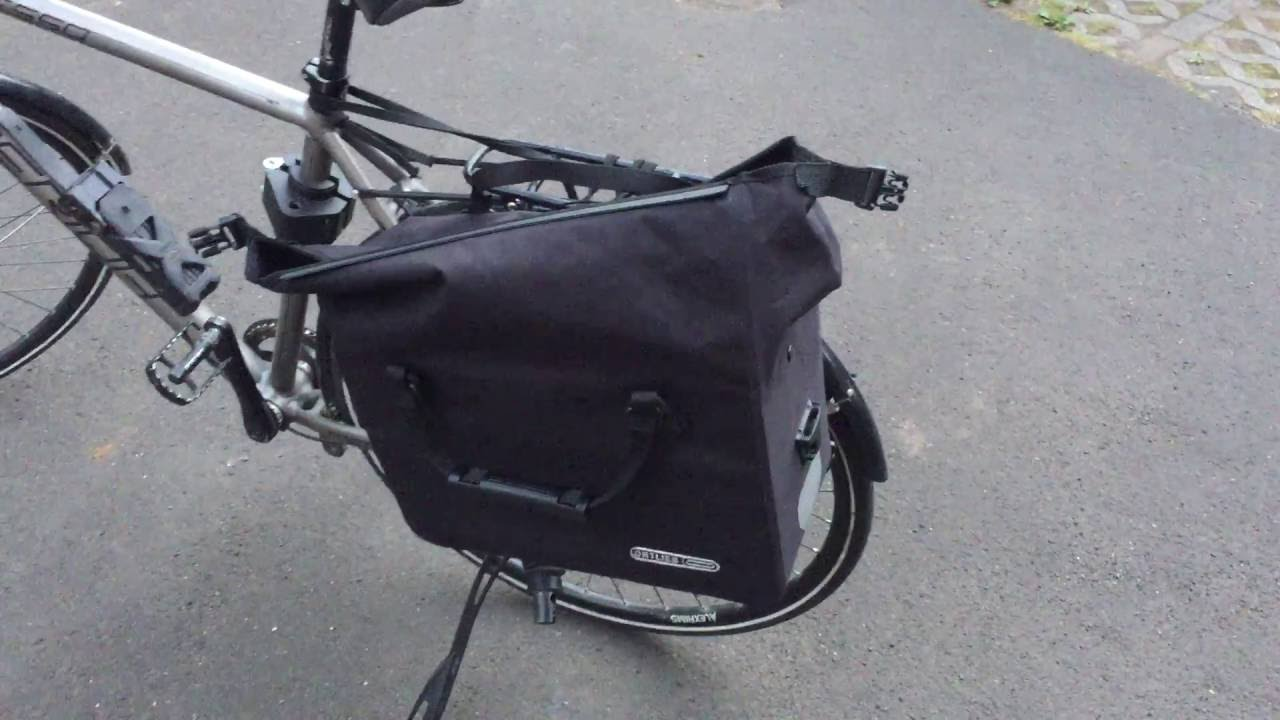 Ersteindruck Review Ortlieb Office Bag Ql3 1