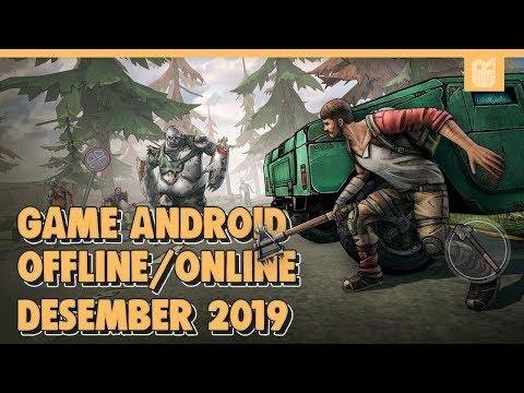 7 Game Android Offline / Online Terbaik 2019 | Desember