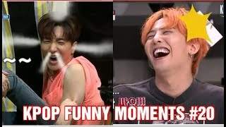 KPOP FUNNY MOMENTS PART 20 (TRY TO NOT LAUGH CHALLENGE)