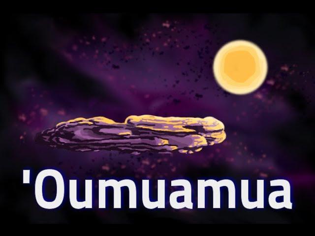StarTalk Podcast: Cosmic Queries – 'Oumuamua