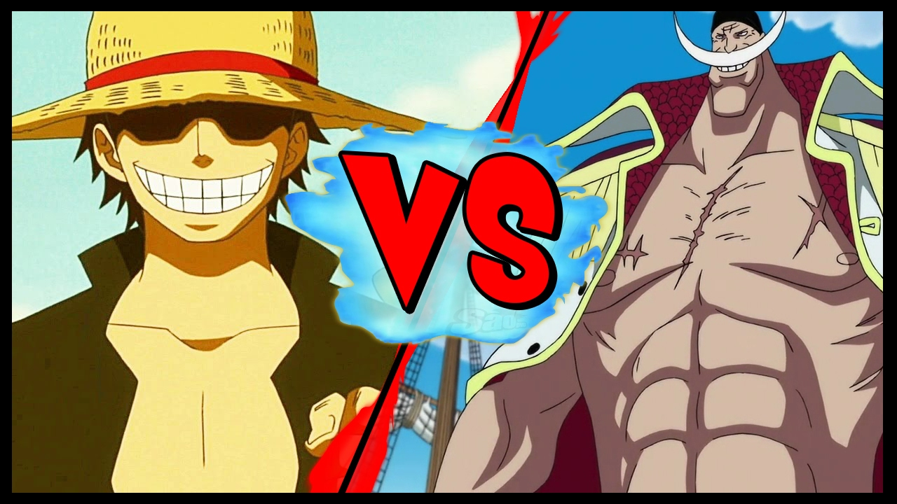 WHITEBEARD VS GOL D. ROGER | ONE PIECE RAP BATTLE - YouTube