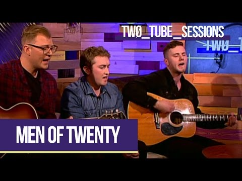 Men Of Twenty Chat & Perform 'Down By Your Side' | Two Tube