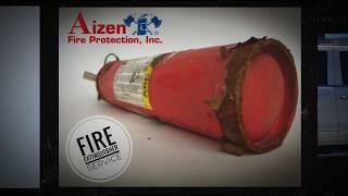 Fire Extinguisher Service Van Nuys CA