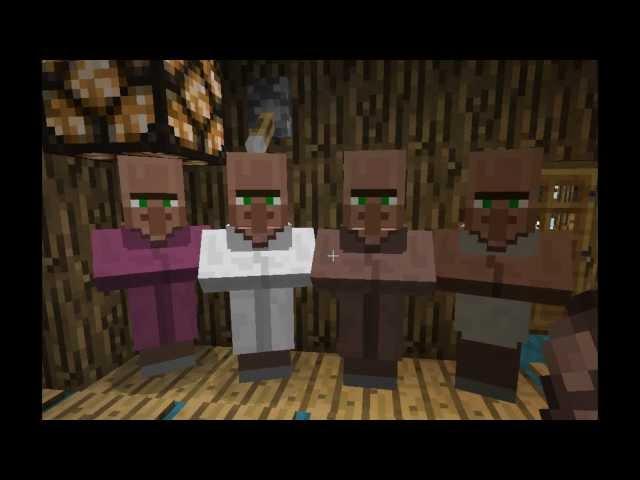 Świat Według Kiepskich Czołówka -Minecraft