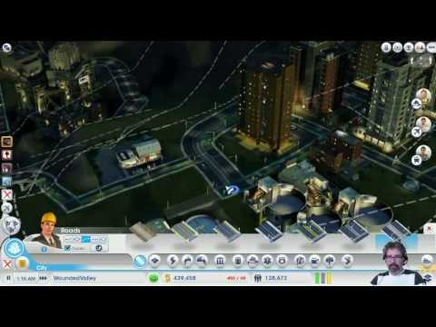In Game: SimCity 2013 Episode 25 Part 2 - International Airport