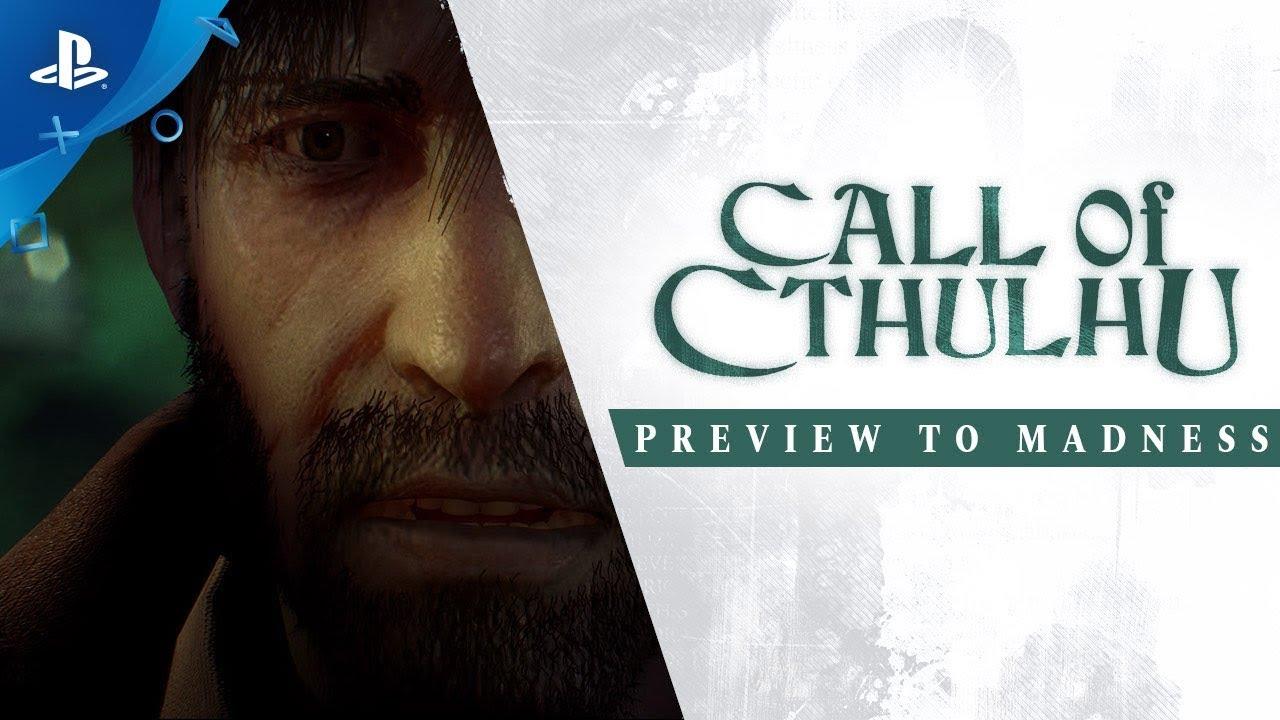 «Один из любимых хорроров за последние несколько лет»: что критики думают о Call of Cthulhu — видео