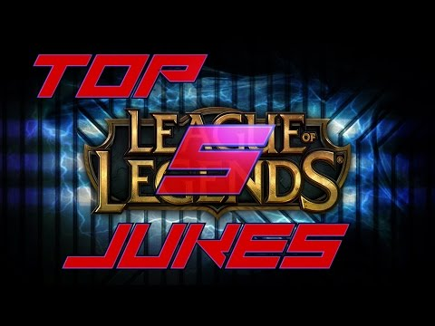 Top 5 Jukes | League of Legends