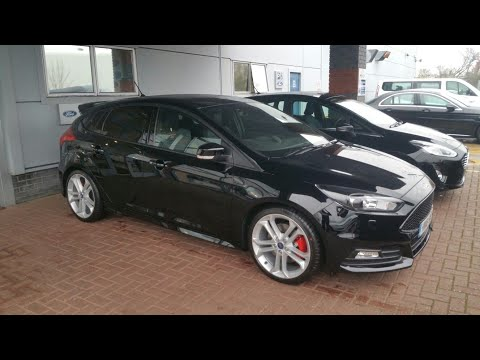 Picking Up My 2018 Ford Focus ST3 Today...