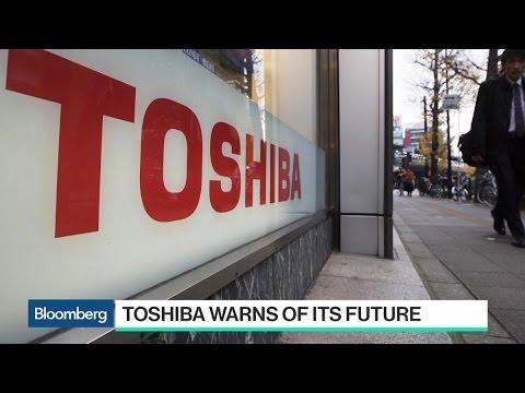 Toshiba Warns Investors of Its Future