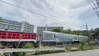 DD200-6+横須賀線e235系1000番台グリーン車甲種輸送
