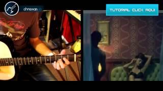 Crimen GUSTAVO CERATI Guitarra Cover Tutorial