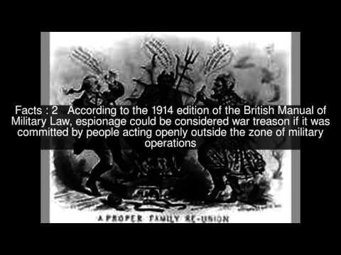 War treason Top  #6 Facts