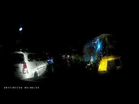 KN Night R52 Rearview Dashcam Sample Videos Day/Night Front/Back