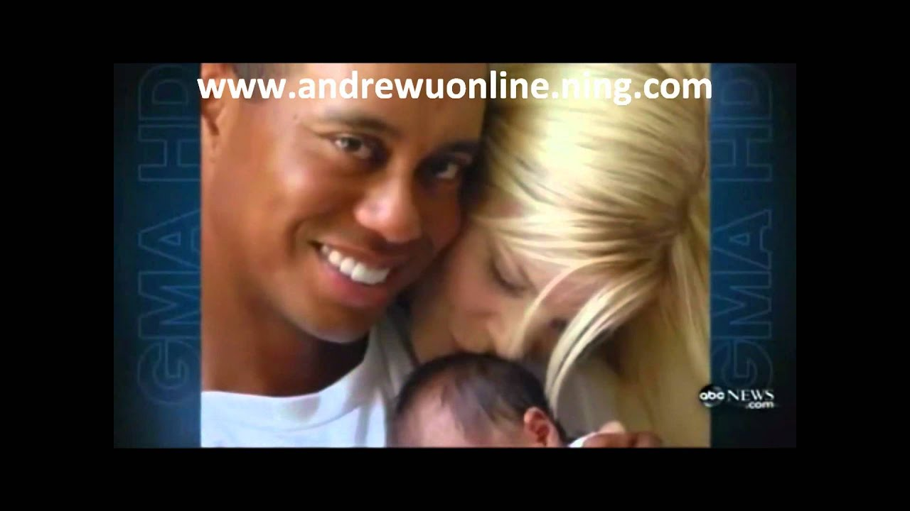 tiger woods ex wife speaks elin nordegren breaks her