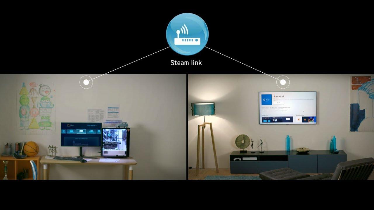 Steam Link App Samsung Tv