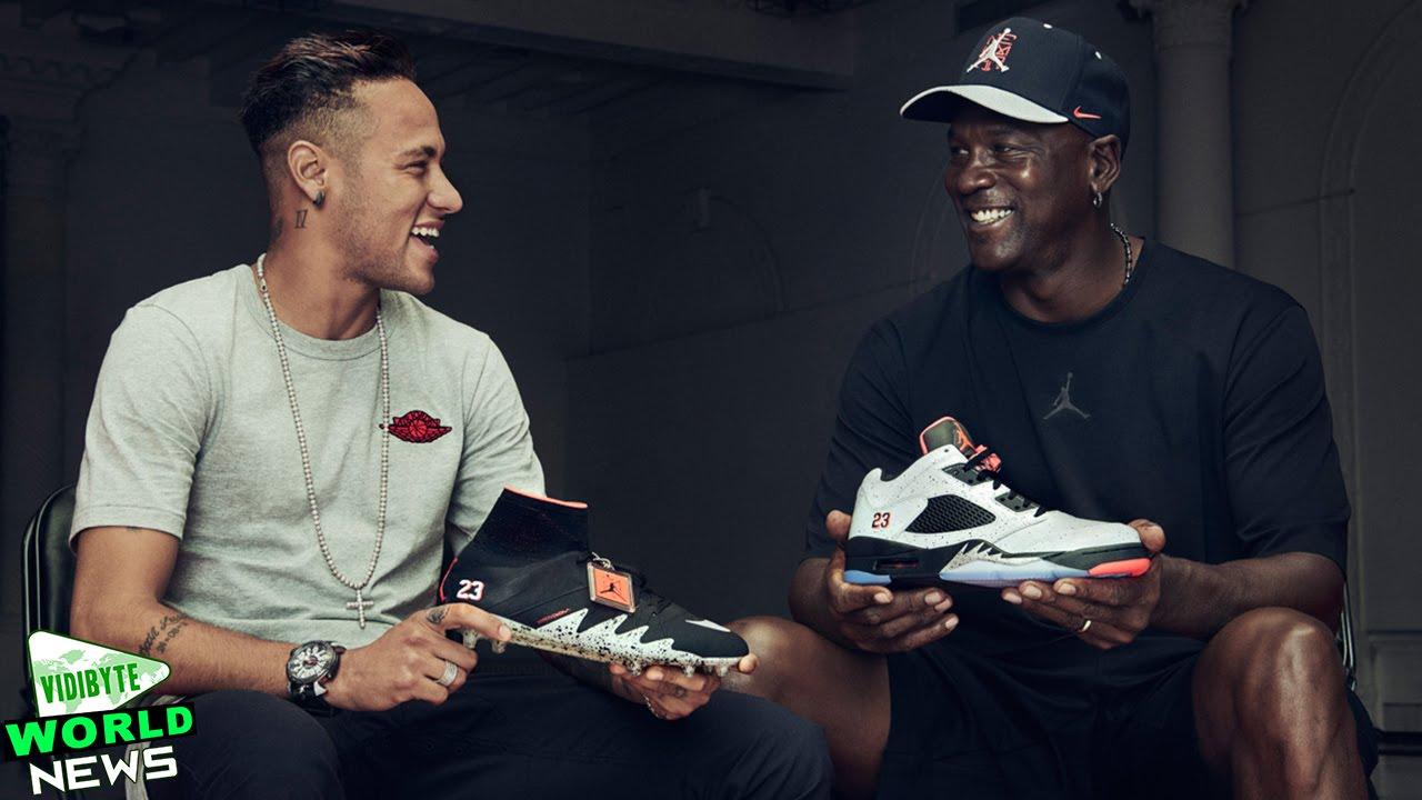 neymar jordan football boots