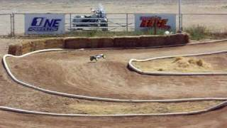 Casey Peck wins the Dash for Cash at the final round of the 2010 ACS at the Nitro Pit