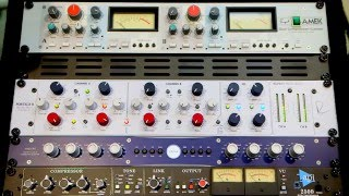 Mastering with the Neve Portico II Master Buss Processor [Jazz]