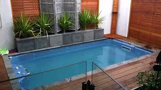 Kleiner Pool Fur Reihenhausgarten
