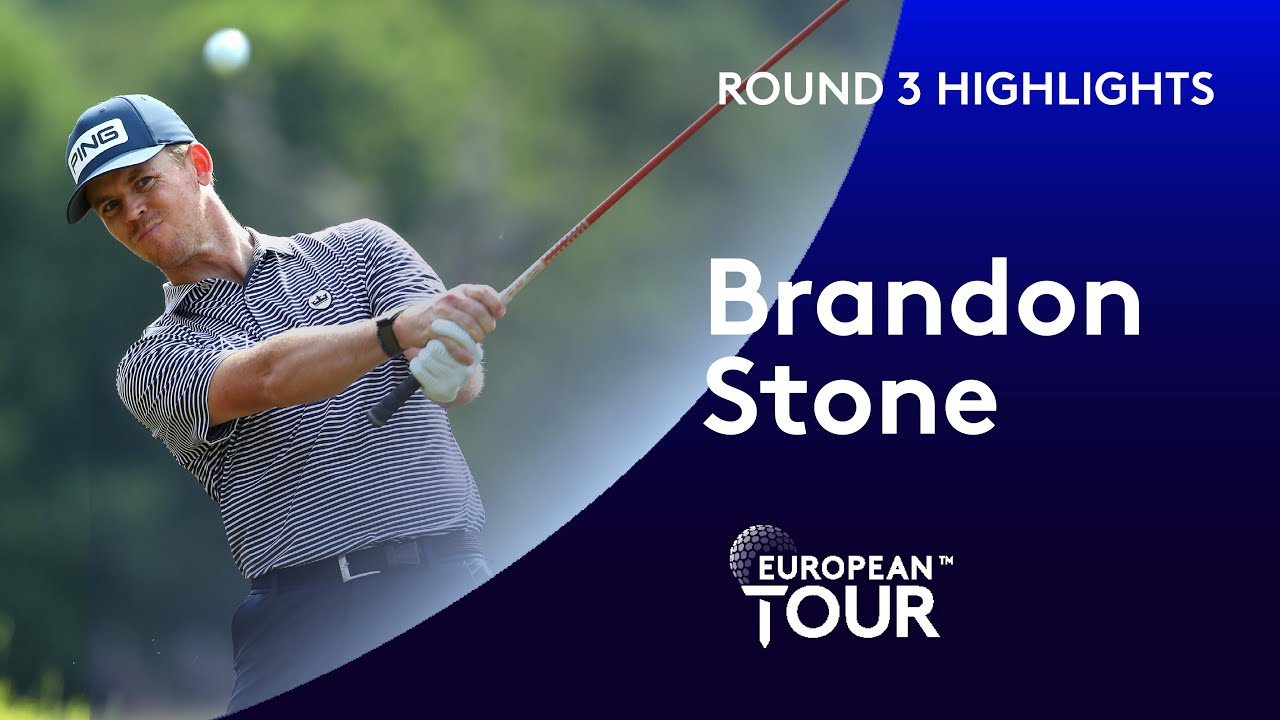 Brandon Stone fires third round 67 | English Championship