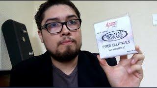 LAS CUERDAS DE INTOCABLE - Apex Strings Bajo Quinto - Review