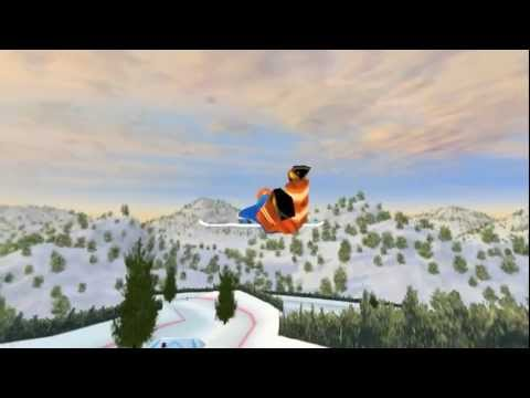 Crazy Snowboard for iPhone, iPad, iPod Touch and Android
