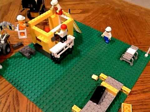 Lego Tower Build