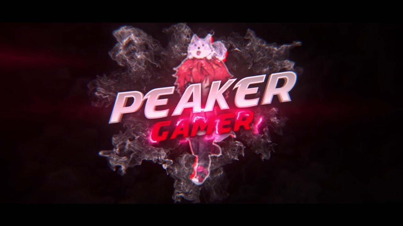 #289 INTRO   PeaKer Gamer