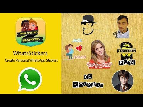 WhatsStickers : Best Sticker Maker App for WhatsApp | Android App