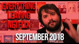 Everything Leaving and Coming to Netflix: September Recommendations