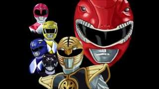 Go Go Power Rangers | MMPR Movie Theme