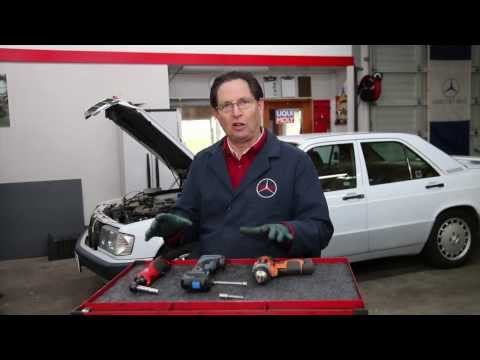 DIY Car Repair Quick Tip #8: The New Breed of Electric Power Tools Are Great For Working On Cars