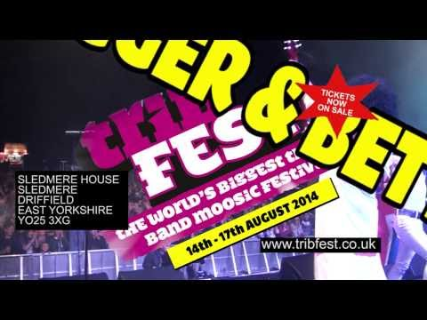 Tribfest Music Festival Yorkshire