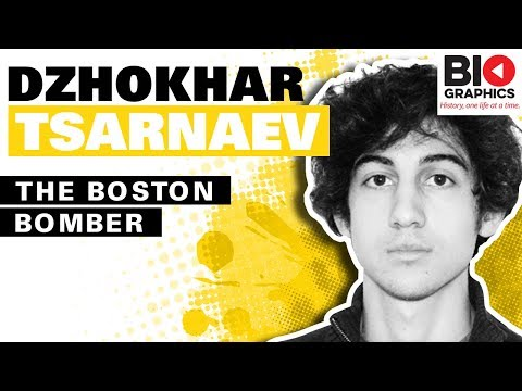 Dzhokhar Tsarnaev: The Boston Bomber