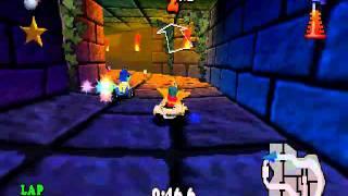 Muppet Race Mania - Graveyard - Unlocking Zoot