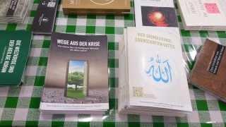 Tag der offenen Tür - 03.10.13 - Bait-ul-Ahad Moschee Bruchsal - Ahmadiyyat