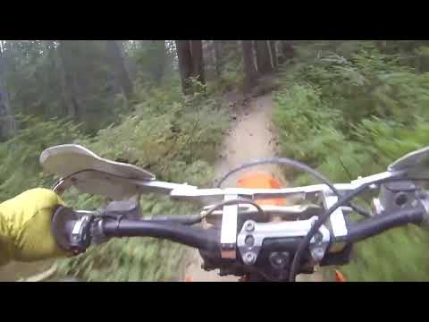 Oregon Motorcycle rental ride on Mt. Adams