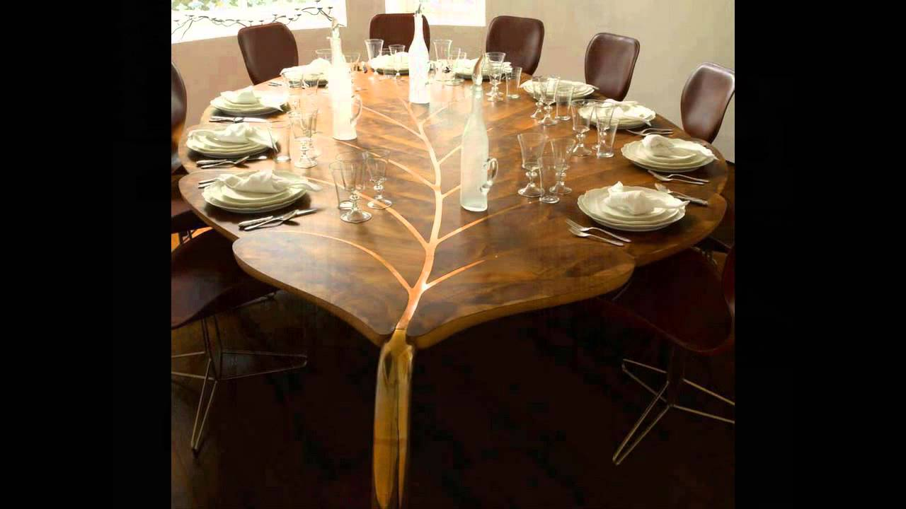 Amazing dining room tables youtube for Dining room tables you tube