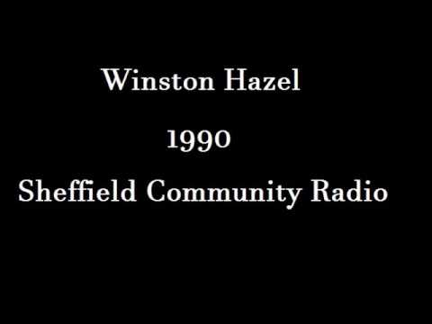 Winston Hazel (Funk Master General) Sheffield Community Radio 1990