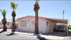 SOLD! 2BR/2BA DOUBLEWIDE - APACHE JUNCTION, AZ 1979 24 X 40 ED251AJ
