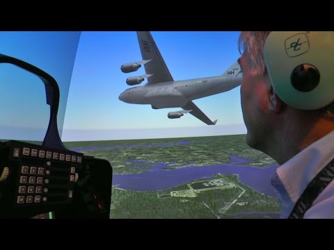 Boeing's CRVS: The Reality of Virtual Training