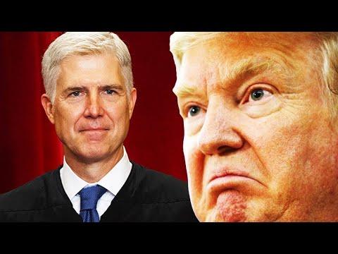 Trump Mad Gorsuch Is Closet Liberal